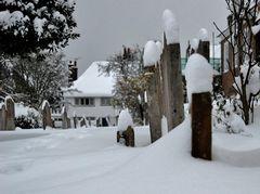 2013 war Xaver . . . Dezember 2010 war Winter