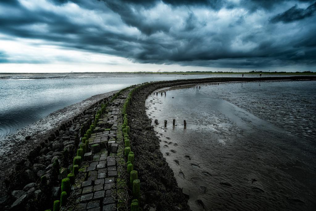 201309 Cuxhaven Watt 4