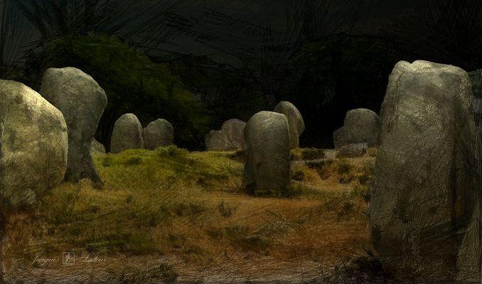 2016  Carnac Menhir 6