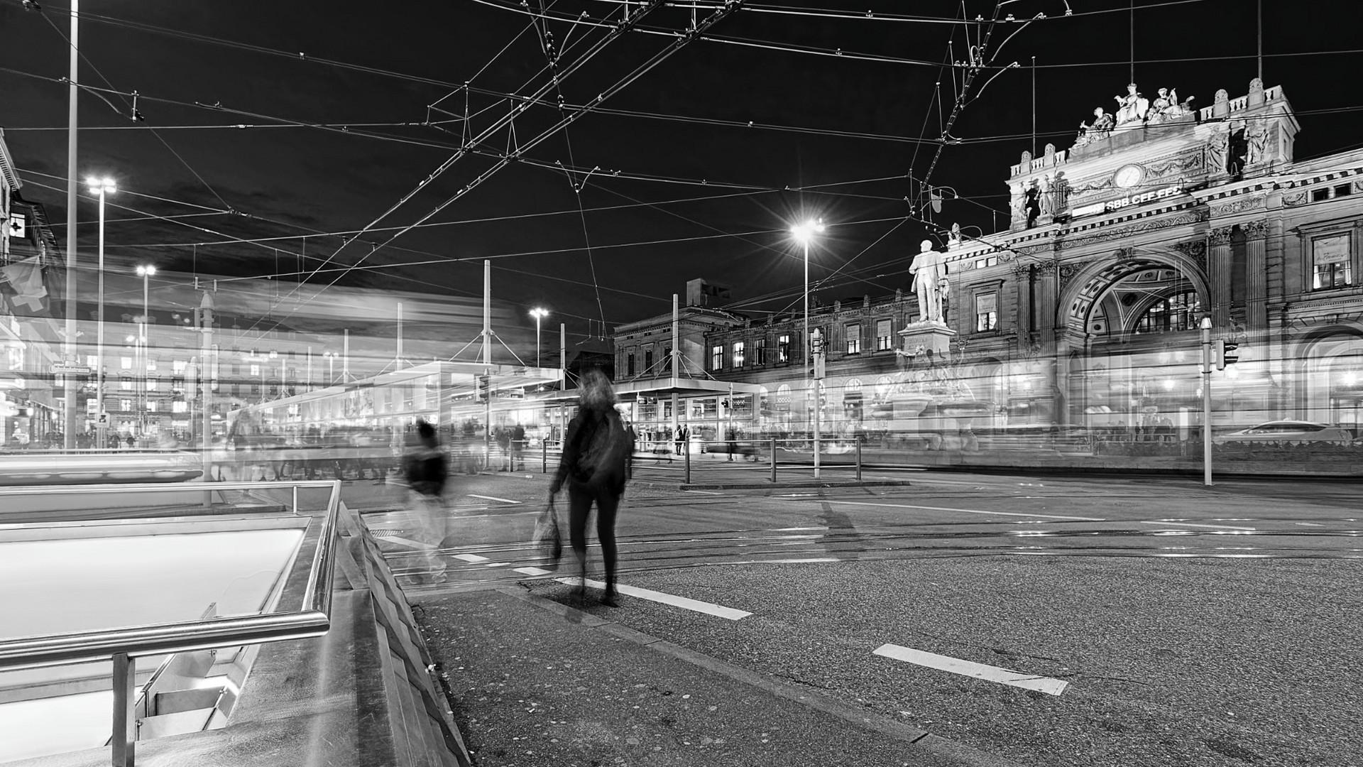 20180318_Zuerich_Bahnhofplatz