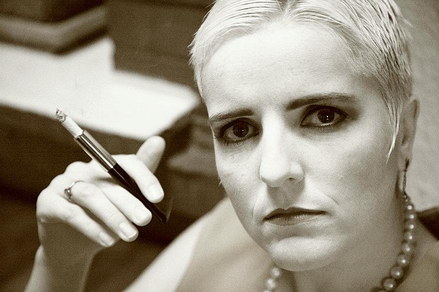 20er Jahre - Die Lady