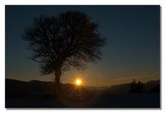 21.12.2012 Sonnenuntergang statt Weltuntergang