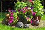 212-13 Familienfoto im Garten
