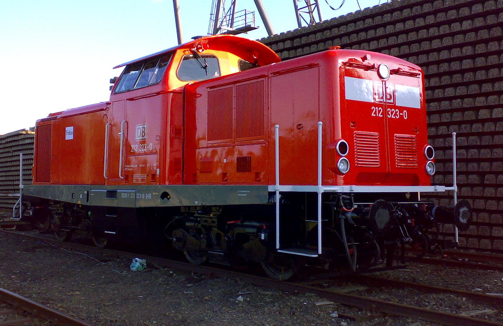 212 323 von DB Services