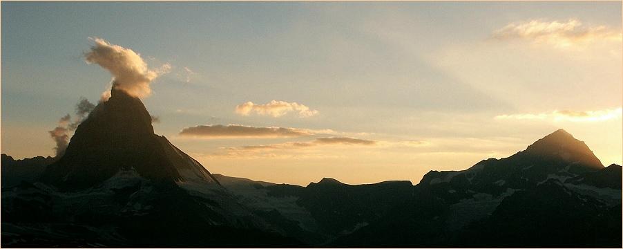 """21:30 auf Matterhorn"""