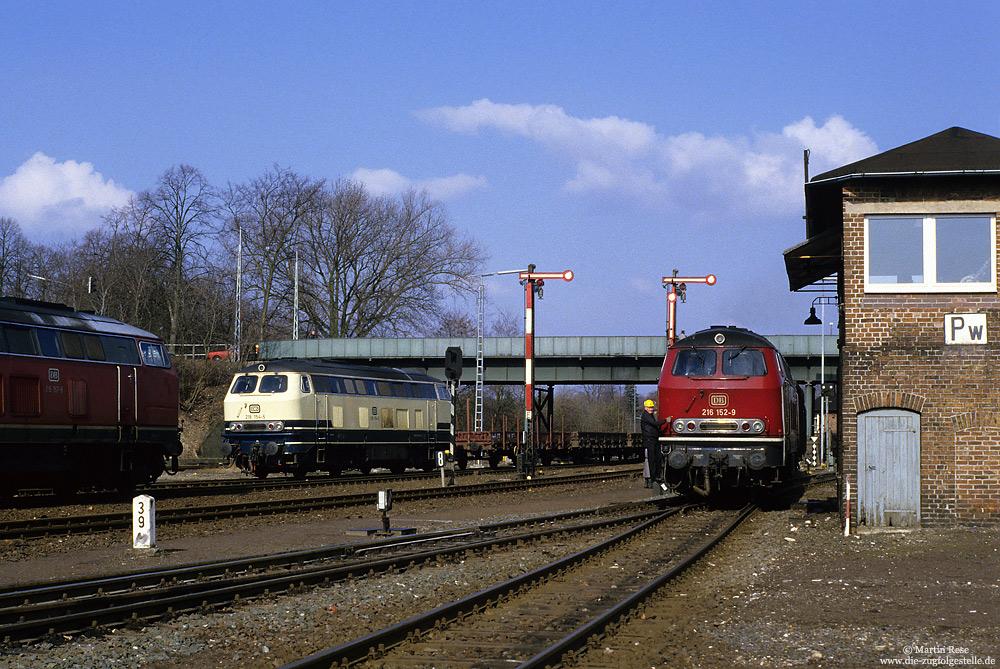 216-Treffen in Paderborn Nord