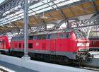 218 413-3 Lübeck Hbf