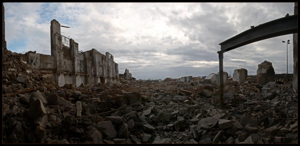 22 Demolition Avenue