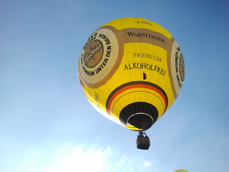 22. Warsteiner Internationale Montgolfiade 2012 II