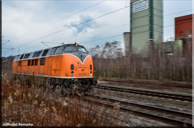 221 135 - 7 am Bergwerk Lippe