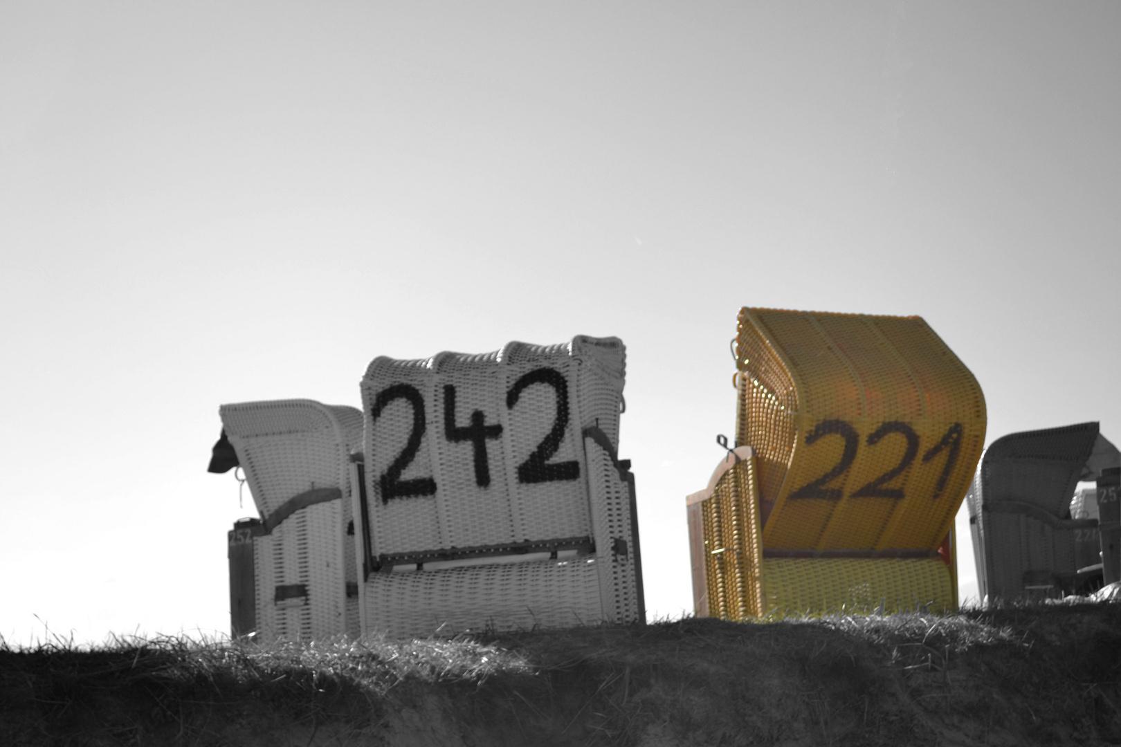 221 (Ein Hauch vom Sommer)