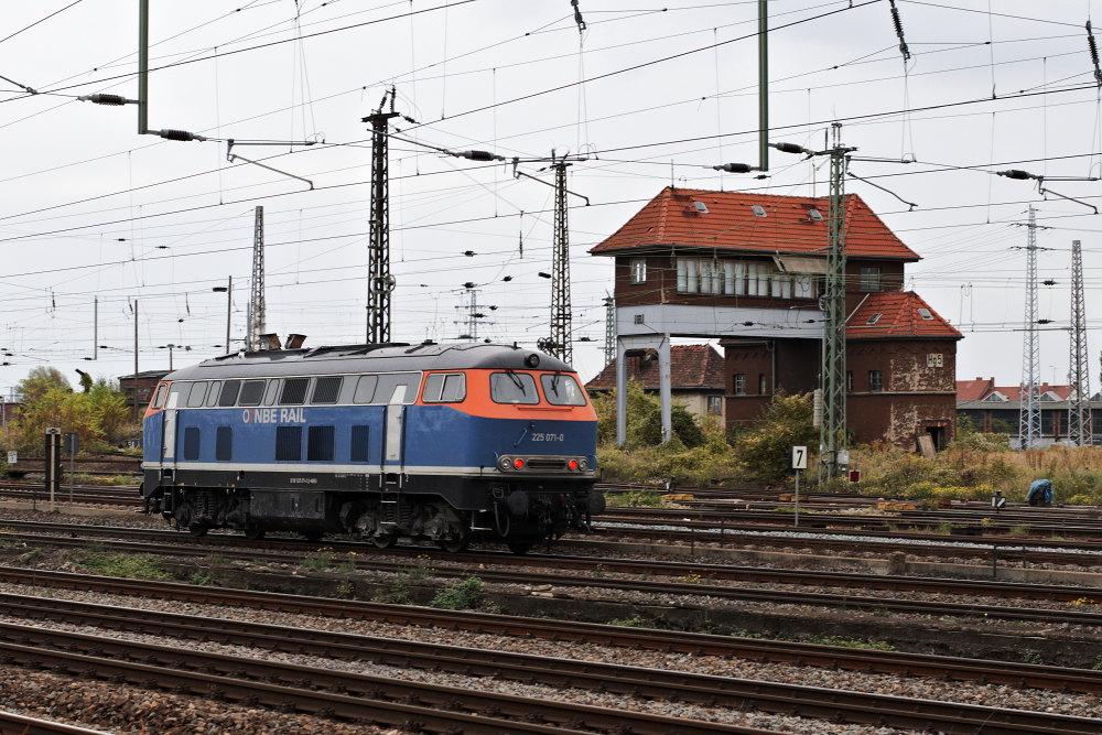 225er der Nordbayerischen Eisenbahn GmbH