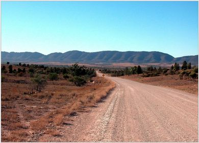 Flinders Ranges and Outback