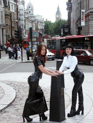 23. August 2005 - In Lack in London