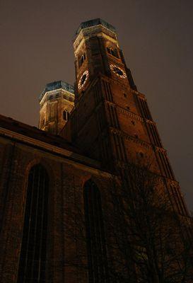 23. Dezember - München - es ist kalt...