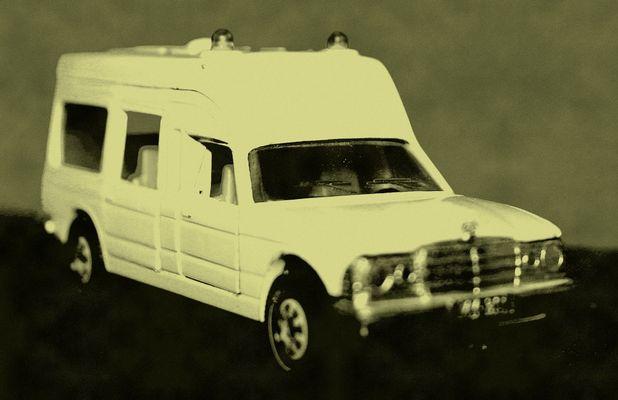 230 E - Binz Ambulanz