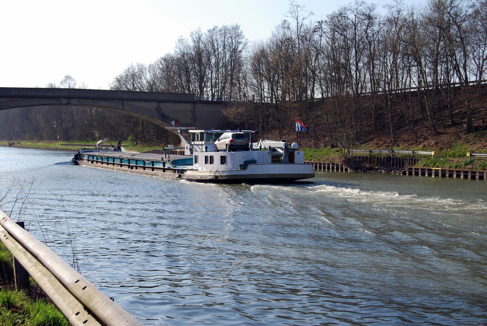 23.04.2013 Stichkanal bei Vechelde