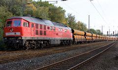 232 469-7 nach der Durchfahrt Oberhausen HBf