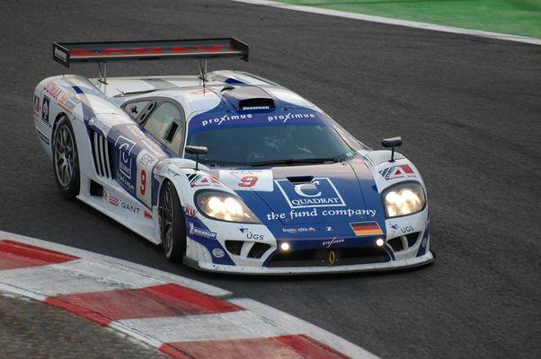 24 Heures Proximus à Spa-Francorchamps 2007
