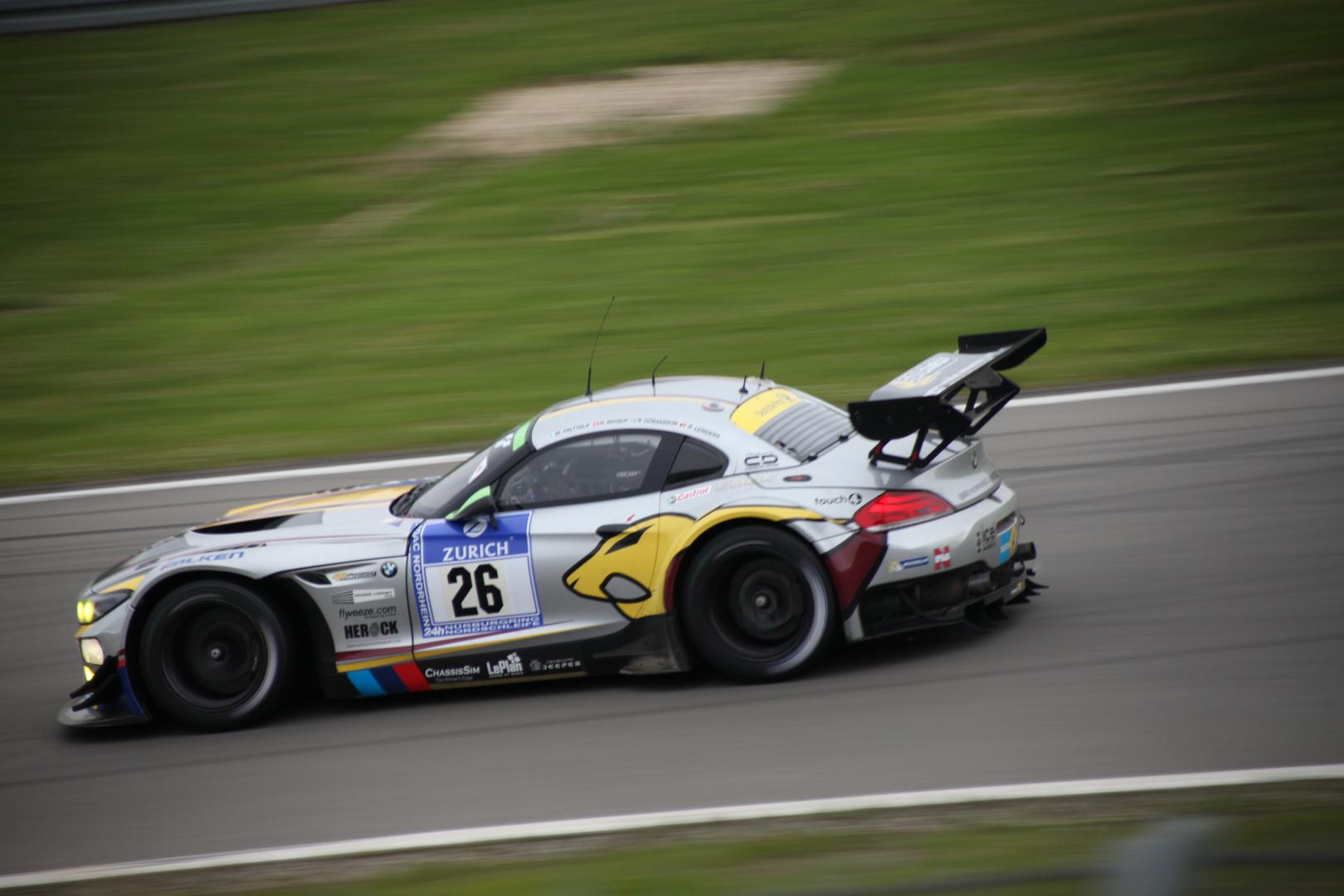 24 Std. Nürburgring 2013/4