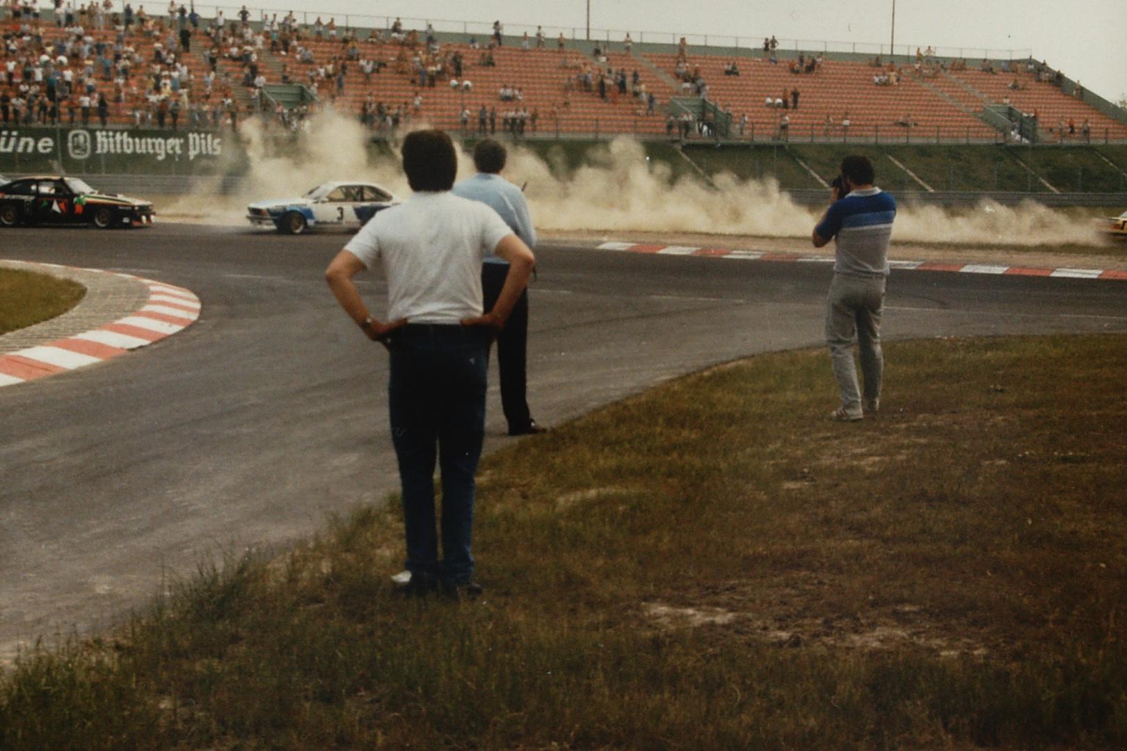 24 Stunden Rennen 1986 ...