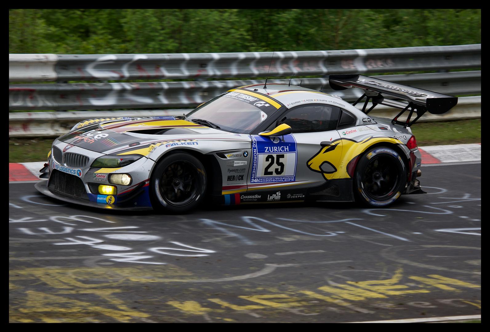 24 Stundenrennen Nürburgring