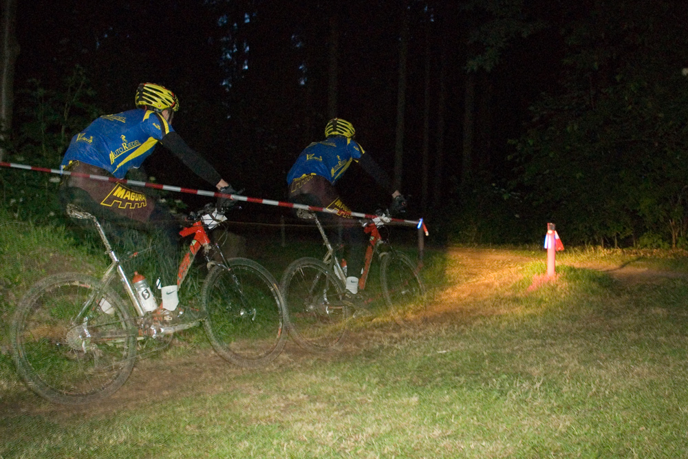 24h MTB 2008 am Rabensteiner Stausee