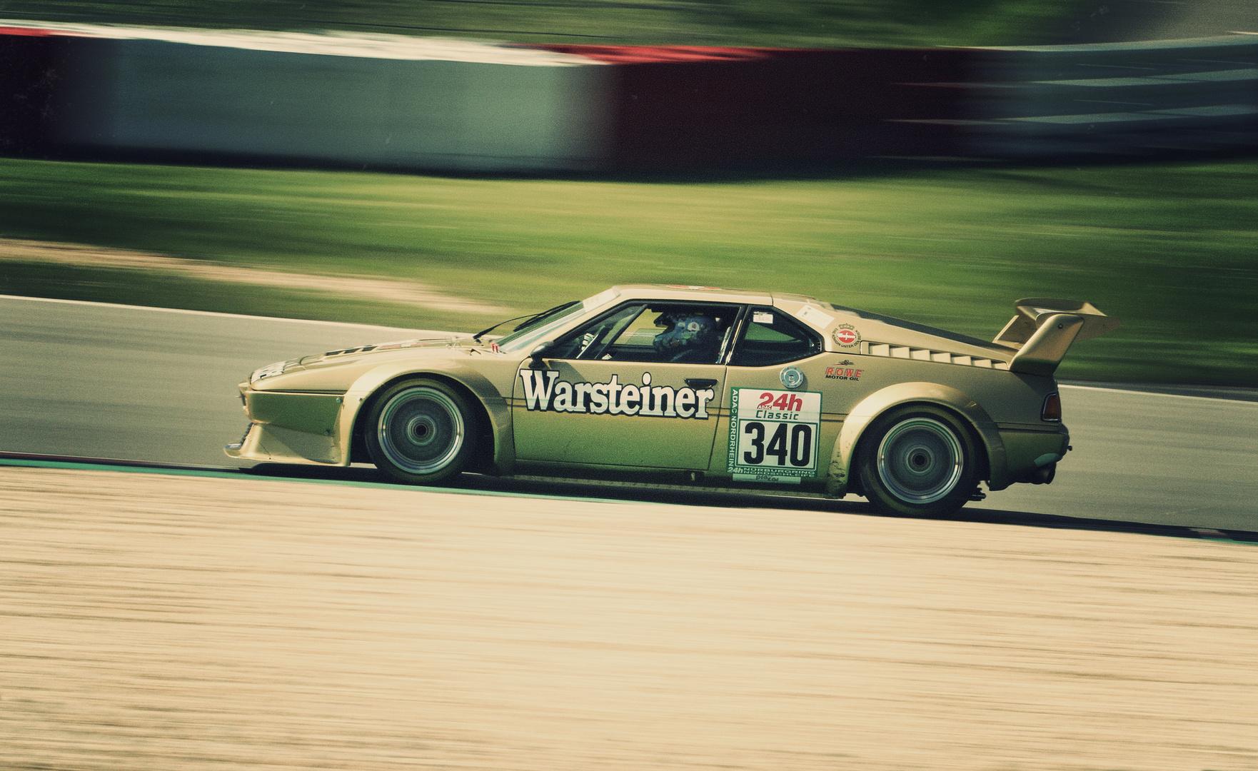 24h Nürburgring Youngtimer / 2013 / BMW M1