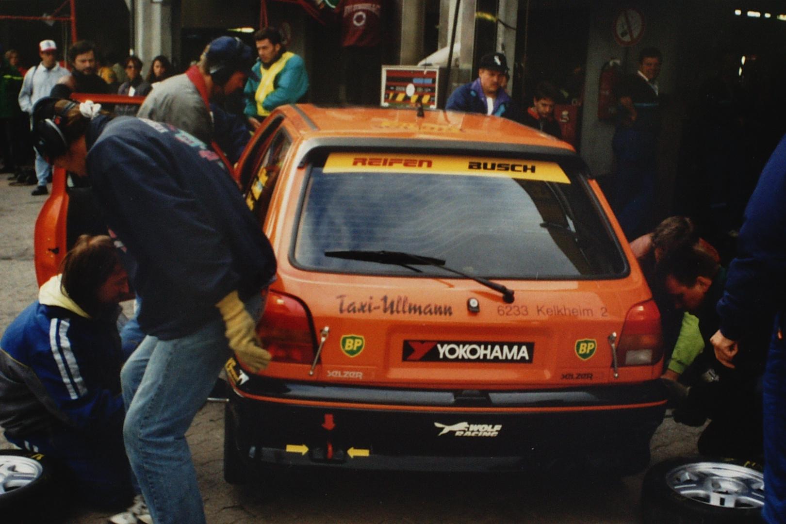 24h Rennen 1993 ....