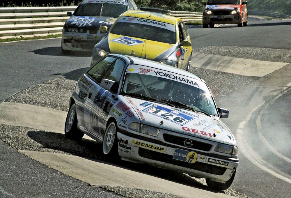 24h Rennen 2006 - Einfahrt Karussell