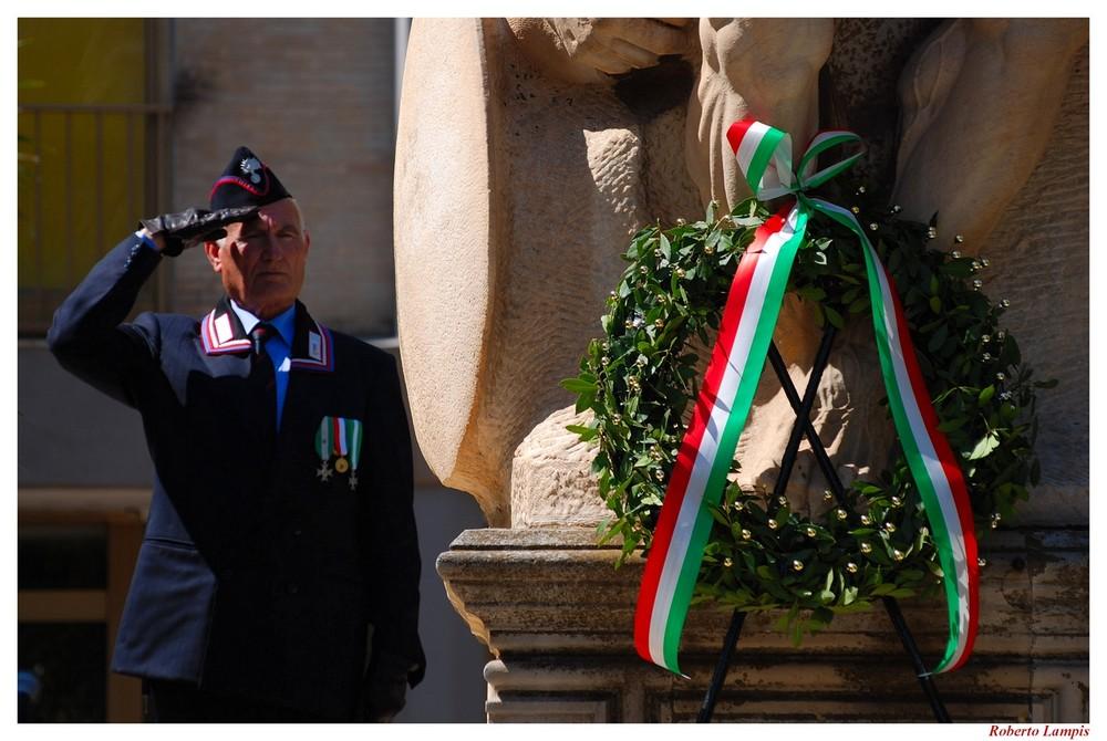 25 Aprile 2008 - Saluto ai caduti