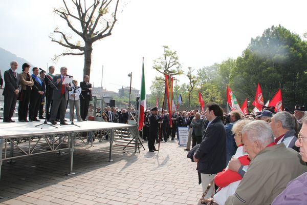 25 aprile 2011a Como