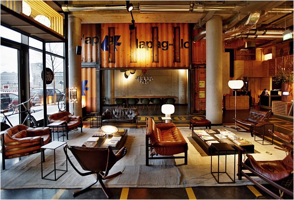 25 hours hafencity lobby foto bild deutschland europe hamburg bilder auf fotocommunity. Black Bedroom Furniture Sets. Home Design Ideas
