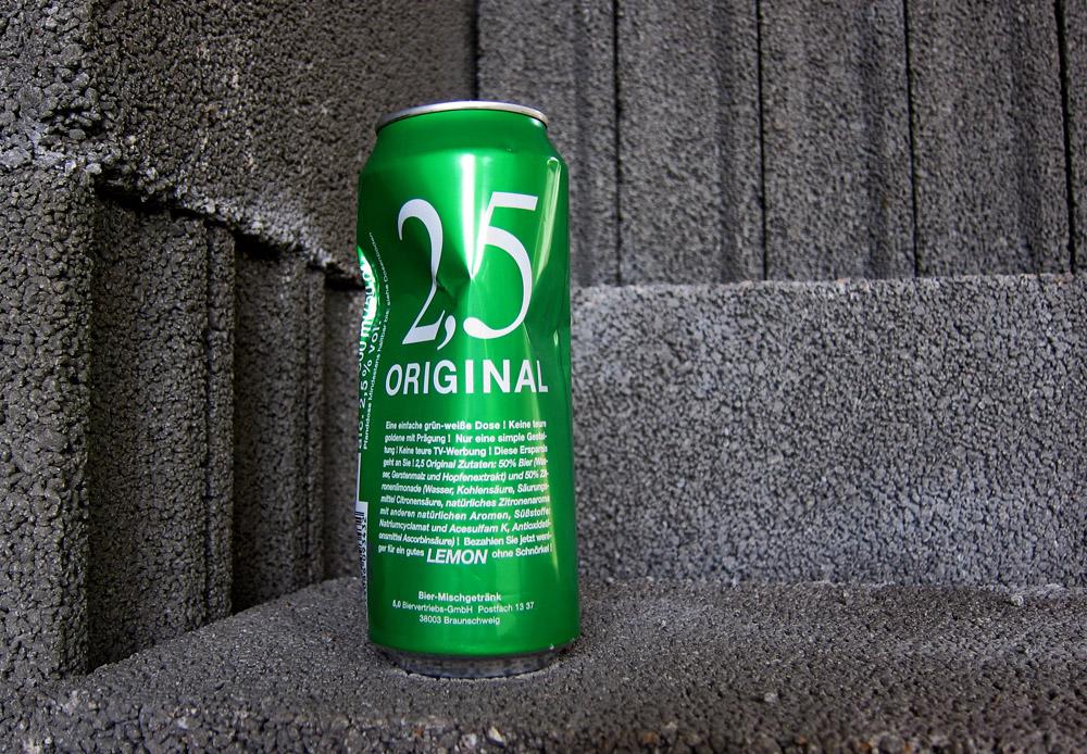 2,5 Original