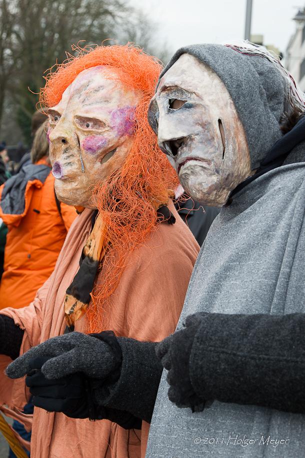 26. Bremer Karneval 2011 Bild 20