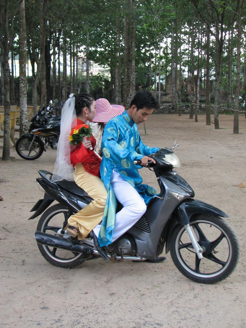 Đám cưới quê