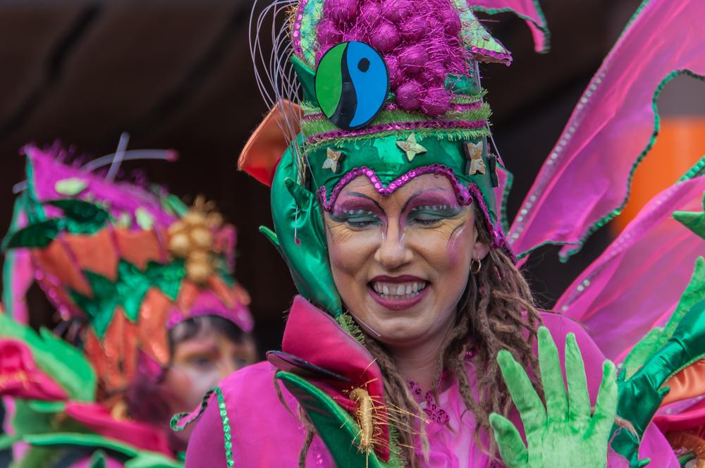 28. Samba Karneval Bremen mit dem Motto FAIRkehrte Welt