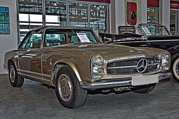 280 SL Pagode