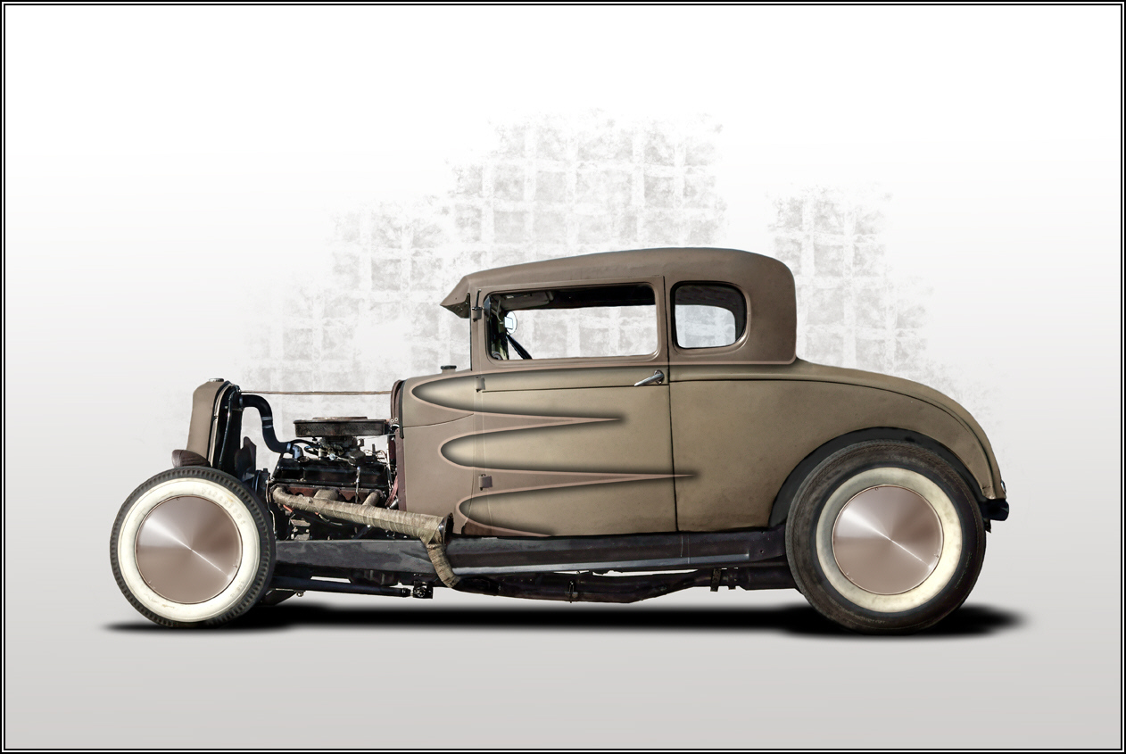 29' Ford Coupe