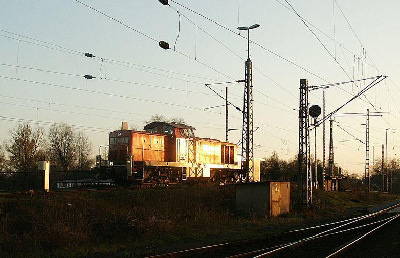 290 auf Ablaufberg