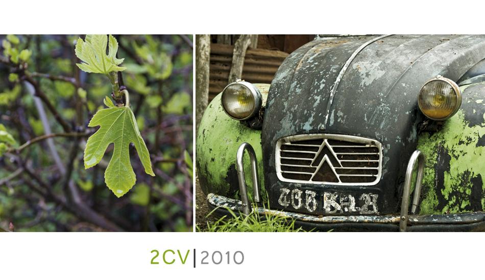 2CV - Kalender 2010 - Titel