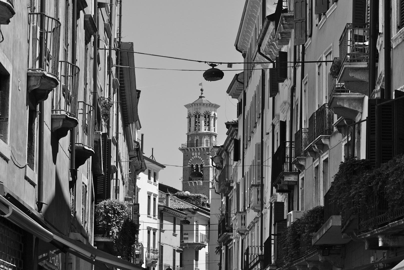 2.In den Gassen von Verona