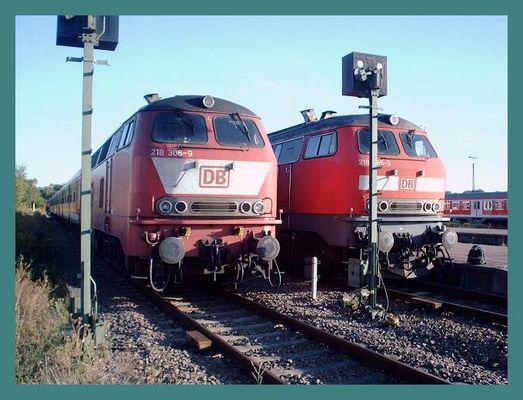 2x 218 in Germersheim