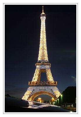 2x Eiffelturm