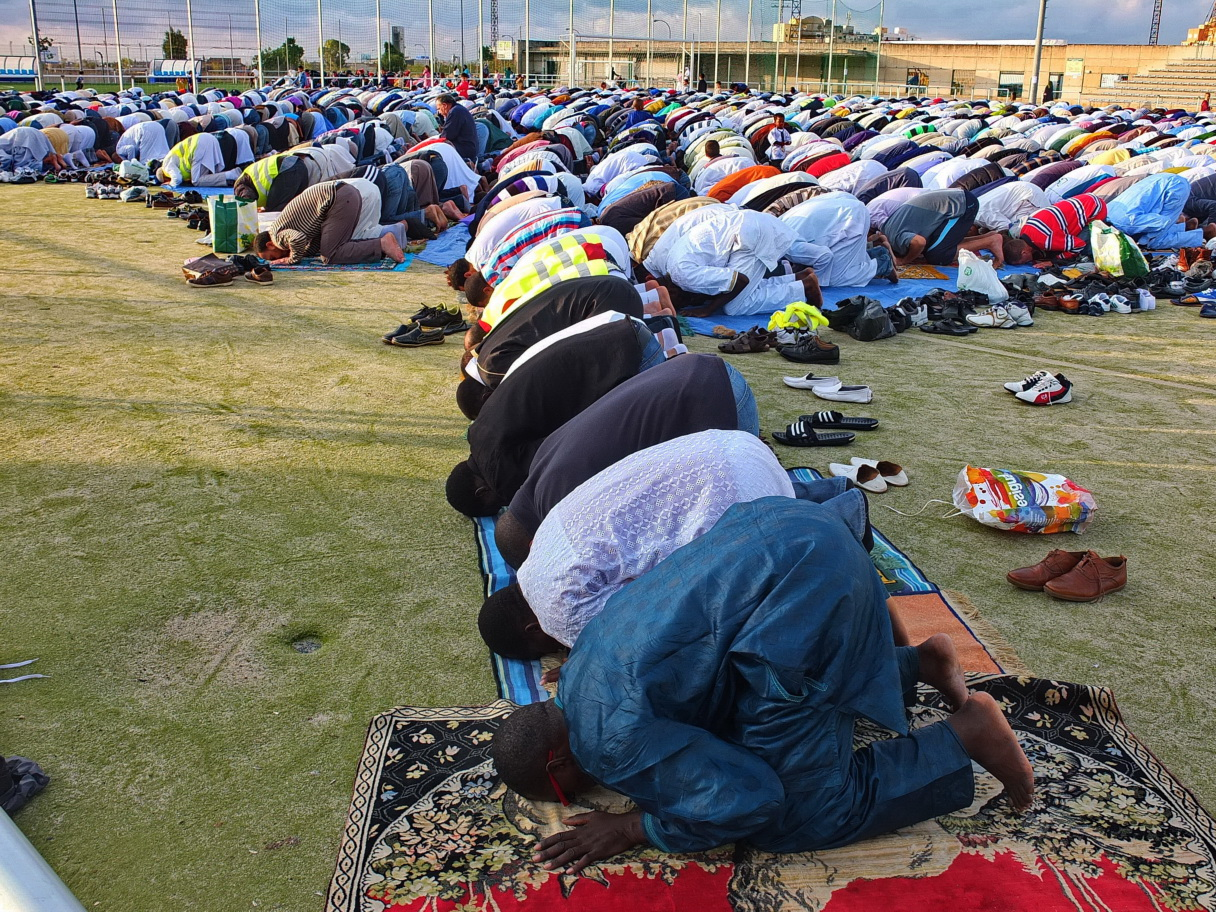 3º AID al-Adhar Oracion