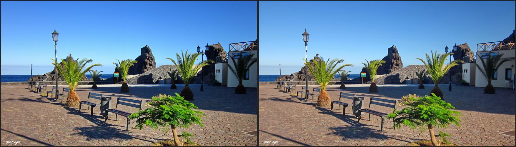 3. _ Am Hafen _ San Sebastian / La Comera _ X View _