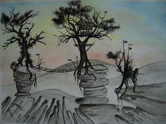 >>>((( 3 bäume