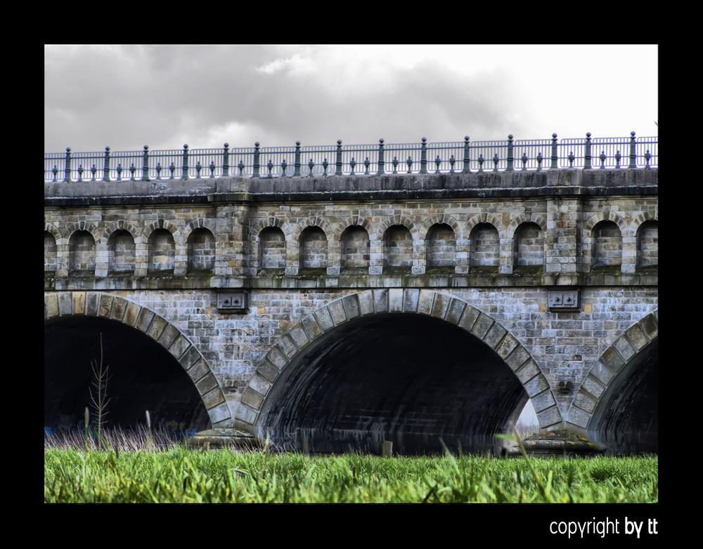 3 Bogen-Stever-Brücke in Olfen