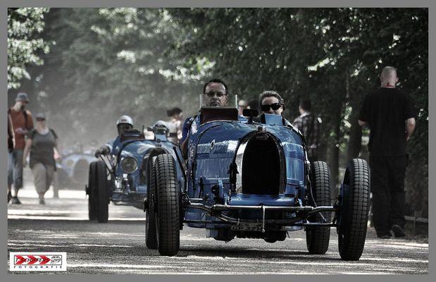3 Bugatti 35