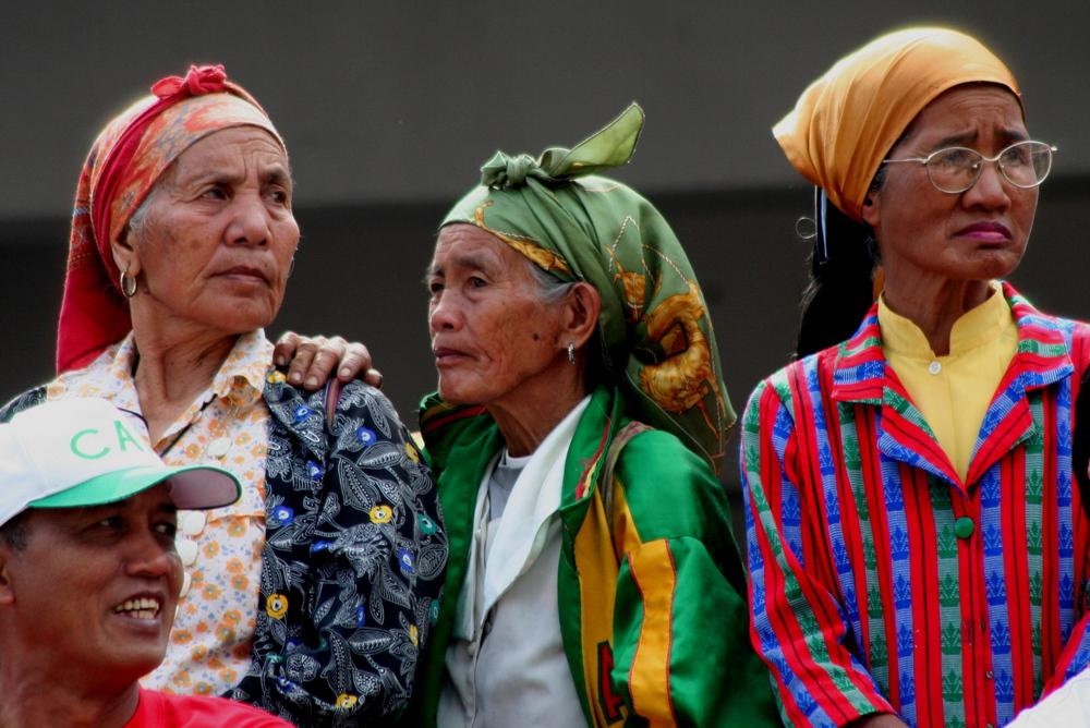 3 Frauen, Philippinen